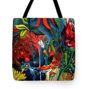 Natures Overature Tote Bag by Genevieve Esson
