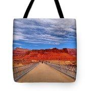 Navajo Bridge Tote Bag by Dan Sproul