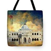 Nawab's Palace Tote Bag by Catf