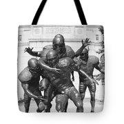 Nebraska Football Tote Bag by John Daly