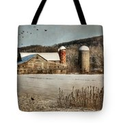 Neglected Tote Bag by Lori Deiter