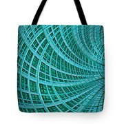 Network Tote Bag by John Edwards
