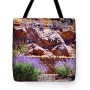 Nevada Tote Bag by Bobbee Rickard