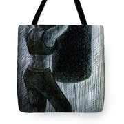Never Enough Tote Bag by Kd Neeley