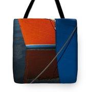 New Bedford Waterfront No. 3 Tote Bag by David Gordon