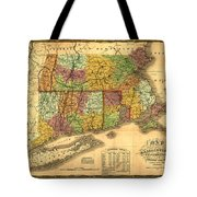 New England Tote Bag by Gary Grayson
