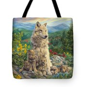 New Generation Tote Bag by Lucie Bilodeau