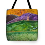 New Jerusalem Tote Bag by Cassie Sears