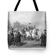 New York: Washington, 1783 Tote Bag by Granger