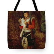News From Home Tote Bag by Sir John Everett Millais