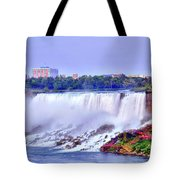 Niagara Falls Tote Bag by Kathleen Struckle