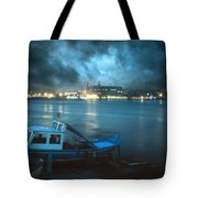 Night After Night Tote Bag by Taylan Soyturk