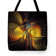 Night Exposure Tote Bag by Karin Kuhlmann