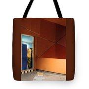 Night Interior With Window Tote Bag by Ben and Raisa Gertsberg