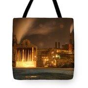 Night Shift Tote Bag by Juli Scalzi