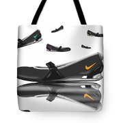 Nike Tote Bag by Veronica Minozzi
