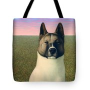 Nikita Tote Bag by James W Johnson