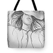 No Worries Tote Bag by Kume Bryant