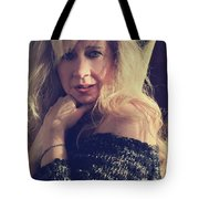 No You Don't Know Me Tote Bag by Laurie Search
