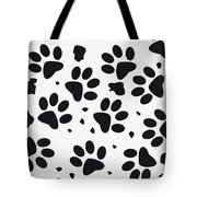 No229 My 101 Dalmatians Minimal Movie Poster Tote Bag by Chungkong Art