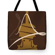 No268 My 12 years a slave minimal movie poster Tote Bag by Chungkong Art