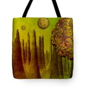 Norovirus In Small Intestine Tote Bag by Carol and Mike Werner