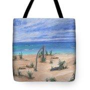 North Beach Haida Gwaii Bc Tote Bag by Barbara St Jean