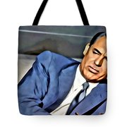 North By Northwest Tote Bag by Florian Rodarte