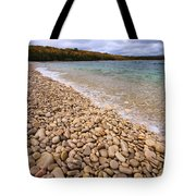 Northern Shores Tote Bag by Adam Romanowicz