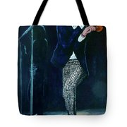 Not Fade Away Tote Bag by Tom Roderick