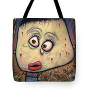 Not Playing War Tote Bag by James W Johnson