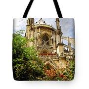 Notre Dame De Paris Tote Bag by Elena Elisseeva