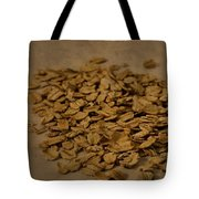 Oatmeal For Breakfast Tote Bag by Dan Sproul