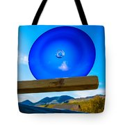 Observing the Future Tote Bag by Omaste Witkowski
