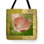 Ocean Life Tote Bag by Lourry Legarde