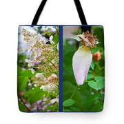 October Tote Bag by Theresa Tahara