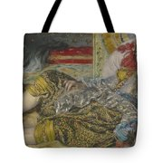 Odalisque Tote Bag by Pierre Auguste Renoir