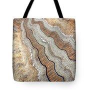 Off Tracks Tote Bag by Valentino Visentini