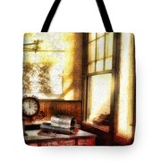Office Tote Bag by Mo T