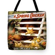 Oh Mama Tote Bag by Terry Reynoldson