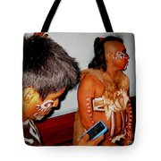 Oh The Irony Tote Bag by Halifax photography by John Malone