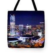 Oks001-23 Tote Bag by Cooper Ross