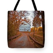 Old Academy South Woodstock Tote Bag by Edward Fielding
