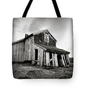 Old Barn Tote Bag by Dave Bowman