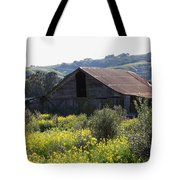 Old Barn In Sonoma California 5d22232 Tote Bag by Wingsdomain Art and Photography