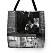 Old burmese smoker woman Tote Bag by RicardMN Photography