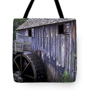 Old Cades Cove Mill Tote Bag by Paul W Faust -  Impressions of Light