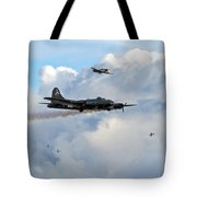 Old Hickory's Last Trip Tote Bag by Gary Eason