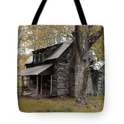 Old Home Place Tote Bag by TnBackroadsPhotos