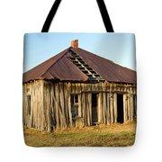 Old House Place Arkansas 2 Tote Bag by Douglas Barnett